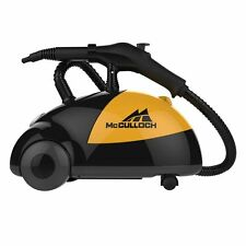 New McCulloch Heavy-Duty Steam Cleaner