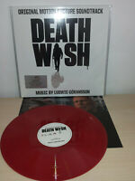 DEATH WISH - OST - RED - NUMBERED - MOV - MUSIC ON VINYL - LP