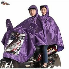 Head Hunters Motorcycle Couple Raincoat