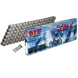 Husaberg FE501 00-01 520 / 120 links DID X Ring Hi Power Chain Steel
