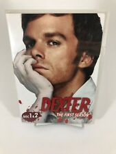 Dexter - Season 1 - Disc 1 & 2 Only - DVD Disc Only - Replacement Disc