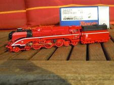 Roco 36027 Locomotive A Vapeur BR 18 201 DB AG Finition Rouge Ep.5, DSS,