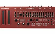 ROLAND SH-01A Boutique RED Synthesizer Sound Module Boutique Series FREE EMS