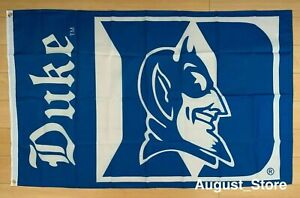 Duke University Blue Devils 3x5 ft Flag NCAA Banner