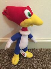 """Vintage 7"""" Woody Wood Pecker RARE Collectors Plush Toy Doll Bird Unique GIFT!"""