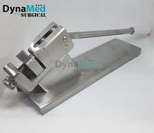 Veterinary Orthopedic Large Bone Press Plate Bending Orthopedic Instrument