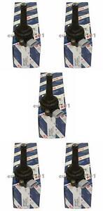 Set of (5) Volvo S60 Bosch Ignition Coils 0221604010 30713417