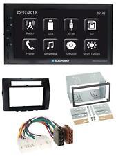 Blaupunkt USB Bluetooth AUX 2DIN MP3 SD Autoradio für Toyota Corolla 04-09 Verso