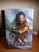 Aquaman DC  statua figure resin steelbook Bluray 3d marvel