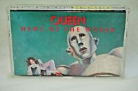 Queen - News Of The World  - 20 Year Reign Cassette Tape 1991 Classic Rock