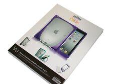 New iSkin Vu Case with Stand for iPad 2 - Purple -IPDVU2-PE3 FREE SHIPPING