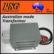 3 Phase 415v to 380v Enclosed stepdown auto-transformer 7 KVA 10 Amp output