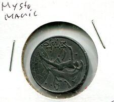 Mysto Magic John Petrie Westiville Connecticut MT 261 23.5mm Lead Token Coin