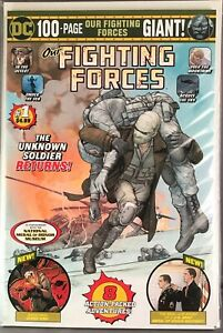 DC Comics 100-Page Giant - Our Fighting Forces #1 - The Unknown Soldier Returns