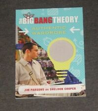 The Big Bang Theory Seasons 6 & 7 Wardrobe Card M10 Sheldon (Jim Parsons)