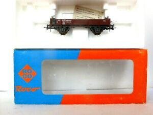 HO FIX & REPAIR ROCO FREIGHT CARS LOT OF 1 BOXCAR COLLECTIBLE REEFERS