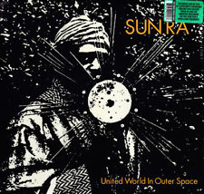 Sun Ra - United World In Outer Space - Vinyl Record reissue 2009
