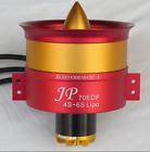 JP Violent Version Metal 70MM EDF 12 Blades W/ 2060KV Motor for RC Plane Model