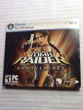 Lara Croft Tomb Raider: Anniversary (PC, 2010) New & Sealed