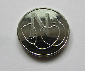 NHS Rare 10p coin 2018 Uncirculated FREE DELIVERY