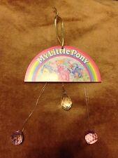 My Little Pony. SUN Catcher. Hanger. gioielli decorazione.