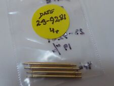 Bar 23-9281 Price for one piece Rolex 19mm Date 15038 18K Gold Spring