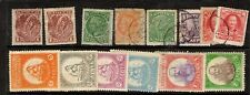 Crete collection - MM/Used (poor backs on some of the MM)
