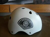 Anaheim Police Dept ProRider Bicycle Helmet California Office of Traffic Safety