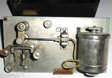 Bloc tête d'écriture du recorder BC1016 WWII du Signal-Corps - très rare