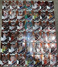 Panini Mosaic NBA 2019-20 Will To Win Lot Of 42 Prizm Silver Green Anthony Davis