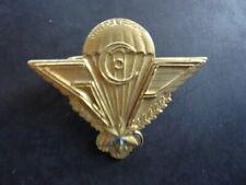 Brevet Commando Parachutiste GABON ( tout métal )