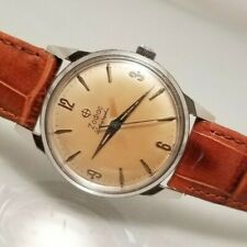 ZODIAC ROTOGRAPHIC VINTAGE  STAINLESS CAL. AS 1624 AUTOMATIC CIRCA 1960s