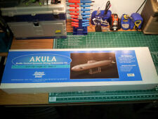 rc Submarine, Radio Controlled,Dumas Akula Complete RC Sub Kit