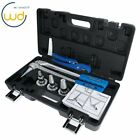 PEX Expander Tool Kit W/1/2' 3/4' 1' Expansion Heads and Tube Cutting Plier