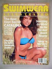 Swimwear Illustrated Magazine - September, 1987 ~ swimsuit, bikini, bathing suit
