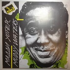 Muddy Waters-Blues Masters/Мастера Блюза-2,Chicago Blues,Russian Prs LP UNPLAYED