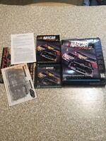NASCAR RACING 2 90s Big Box PC VIDEO GAME 1996 Sierra CD-ROM Win 95