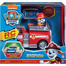 Spin Master Paw Patrol Marshall RC Fire Truck, rot
