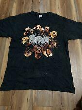 vintage slipknot shirt XL