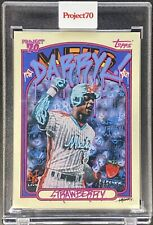 Topps PROJECT 70 #13 - 1972 Darryl Strawberry by Gregory Siff *IN HAND* PR 3374