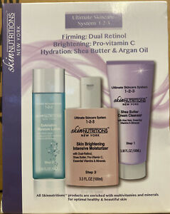 Skin NUTRITIONS Ultimate Skincare System Firming+Brightening+Hydration