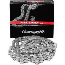 CAMPAGNOLO KETTE RECORD 9fach silber Fahrrad