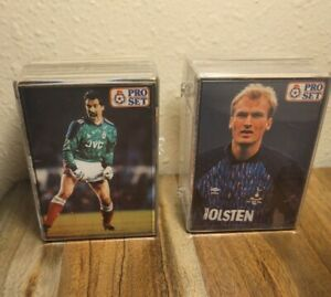 The Football League England 1991 Pro Set Cards ~ complete Part 1 set 1 - 230