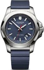 Victorinox Swiss Army i.n.o.x Azul Caballeros Reloj 241688-PVP 399 € - nuevo