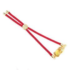 Red String Piyao Animal Lucky Bracelet Adjustable Red Cord  Bangle JewelryMAEK