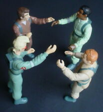 Vintage 1984 Kenner Real Ghostbusters Team Set figure Lot Egon Ray Peter Winston