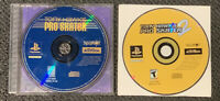 Lot (2) Tony Hawk Pro Skater 1 & 2 Playstation PS1 tested working