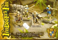 FREEBOOTER MINIATURES IMPERIALE ARMADA STARTER BOX