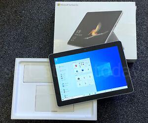 Microsoft Surface Go, Pentium Gold 4415Y, 8GB/128SSD, Silver, good+box -653