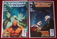 Superman & Shazam!: First Thunder (2006) #3-4 - Comic Books - DC Comics